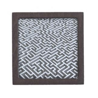 Maze Keepsake Box