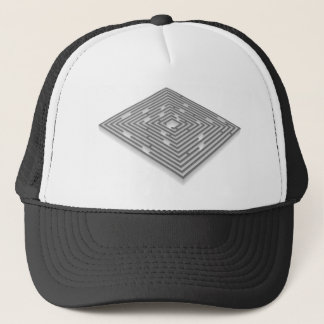 Maze - Labyrinth Trucker Hat