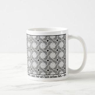 Maze/Not Coffee Mug