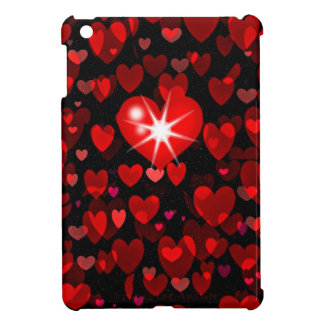 Maze of Hearts valentines gift assortment iPad Mini Case