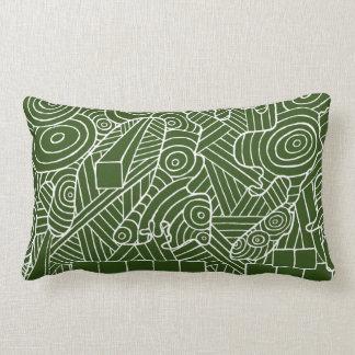 Maze of map cushion pollow with unique doodle art