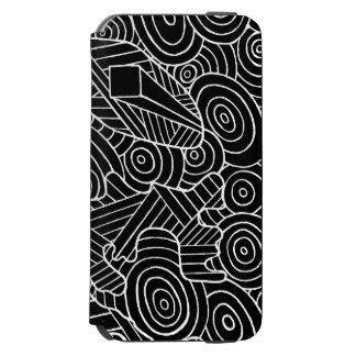 Maze of map Incipio Watson phone case doodle art