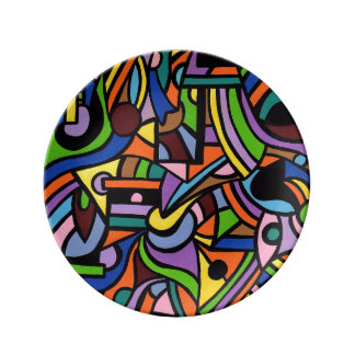 Maze Plate