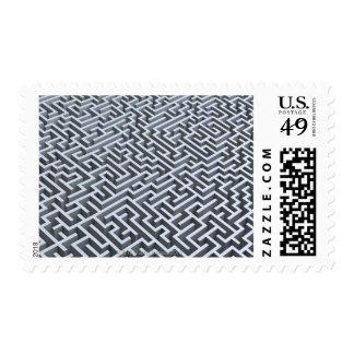 Maze Postage