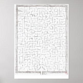 Maze Poster 1
