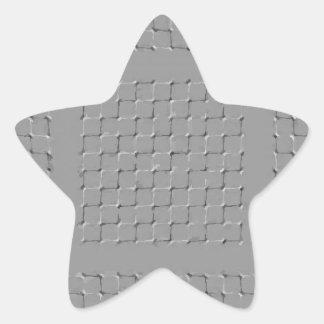 maze star sticker