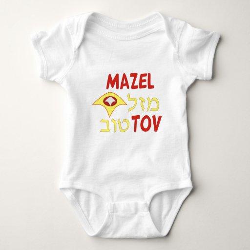 Mazel Tov Baby Bodysuit