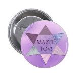 Mazel Tov! Buttons