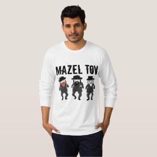 MAZEL TOV funny Jewish T-shirts