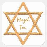 Mazel Tov/Good Luck Stickers
