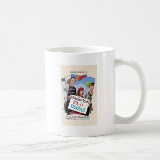 """Mazel Tov! It's a Bubby!"" book cover apparel Coffee Mugs"