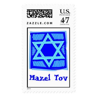 Mazel Tov Postage