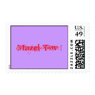 Mazel Tov ! Postage