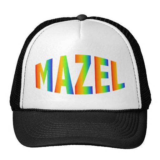 MAZEL TRUCKER HAT