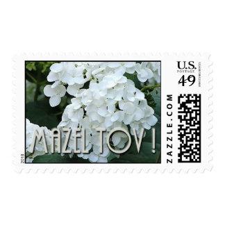 mazeltov timbre postal