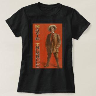 Mazie Trumbull vintage trans vaudeville poster T-Shirt
