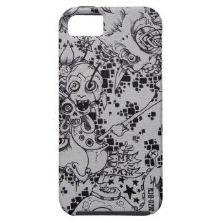MAZO by smokeINbrains iPhone 5 Case