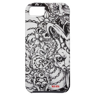 MAZO by smokeINbrains iPhone 5 Covers