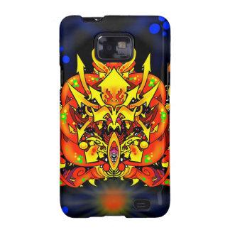 MAZO by smokeINbrains Samsung Galaxy SII Carcasas