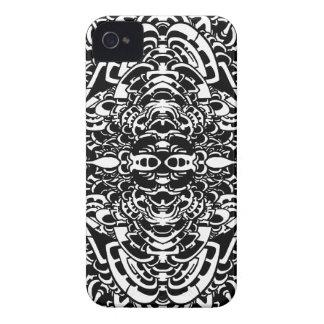 MAZO by smokeINbrains iPhone 4 Case-Mate Cobertura