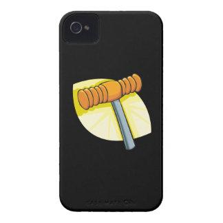 Mazo de croquet iPhone 4 protector