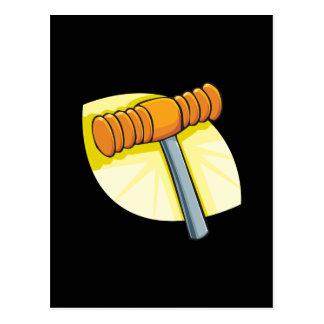 Mazo de croquet postal