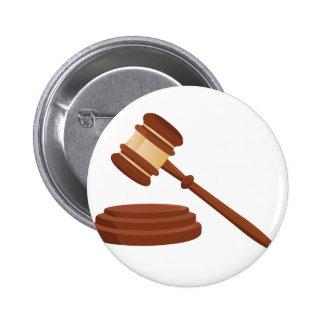 Mazo del juez pin redondo 5 cm