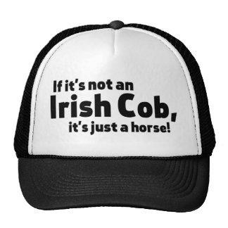Mazorca irlandesa gorros bordados