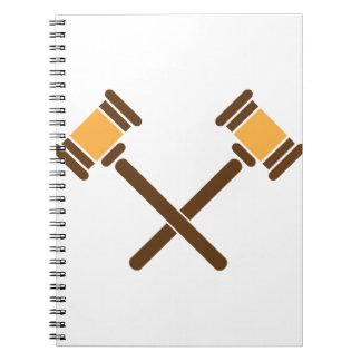Mazos cruzados note book