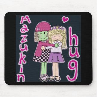Mazukin-abrazo Alfombrilla De Ratón