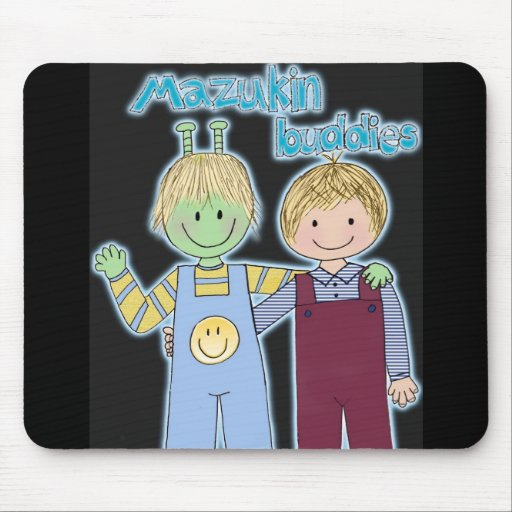 Mazukin-compinches Mouse Pads