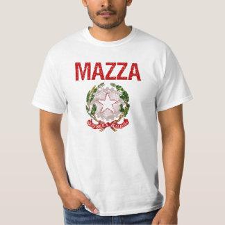 Mazza Italian Surname T-Shirt