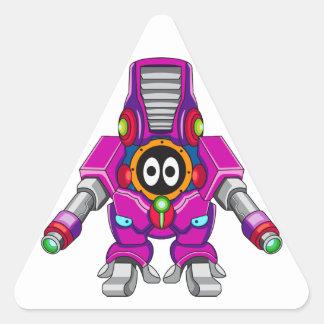Mazzinglant X Triangle Sticker