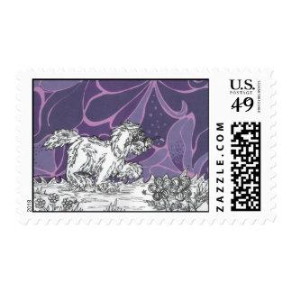 Mazzles 12 doggy postage