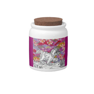 Mazzles 19 Candy Jar