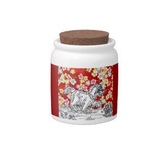 Mazzles 22 Candy Jar