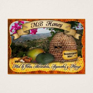 MB Honey from Benamargosa, Spain Business Card