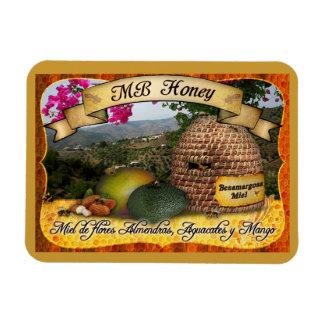 MB Honey from Benamargosa, Spain Magnet