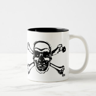 MB Skull Mug