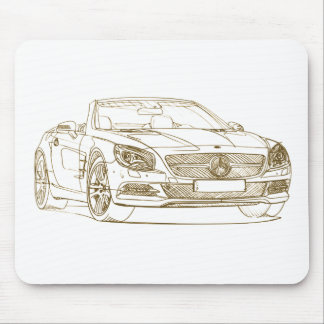 MB SL Class 2013 Mouse Pad