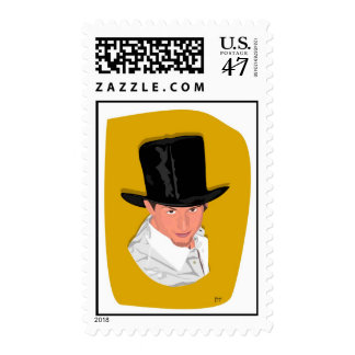 MB Tophat Postage