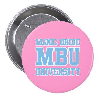 MB University Button (Pink)