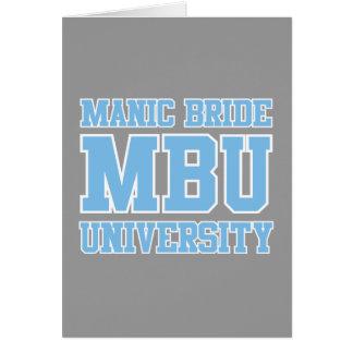MB University Card