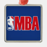 MBA CHRISTMAS ORNAMENTS
