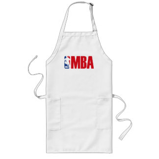 MBA LONG APRON