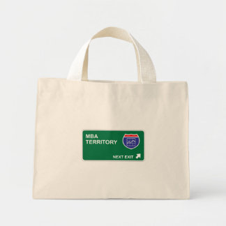 MBA Next Exit Tote Bag