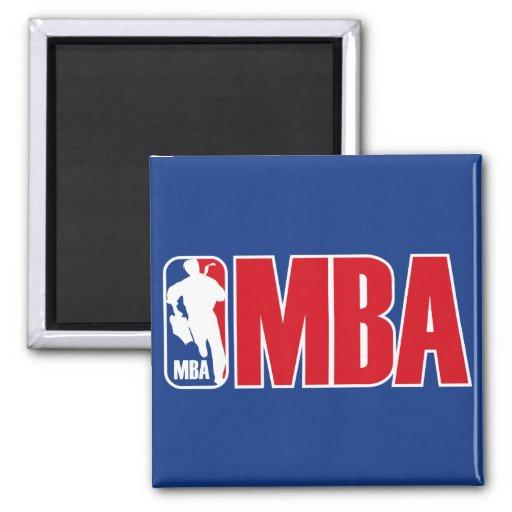 MBA REFRIGERATOR MAGNETS