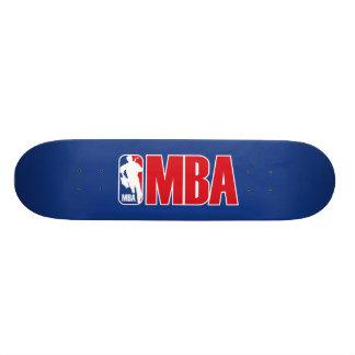 MBA SKATEBOARD
