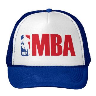 MBA TRUCKER HAT