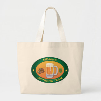 MBAing Drinking Team Bags